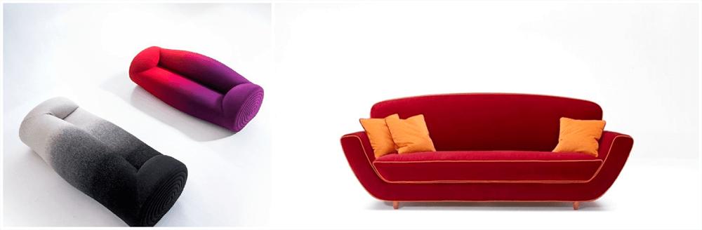 Минималистический дизайн мебели