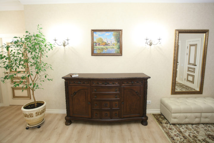 Косметический ремонт квартир под ключ в СПб