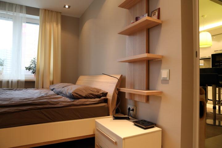Капитальный ремонт двухкомнатной квартиры