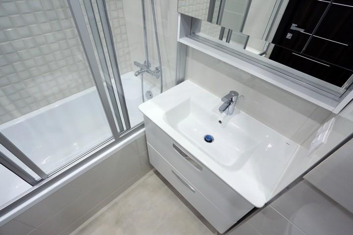 Дизайнерский ремонт квартир под ключ в СПб