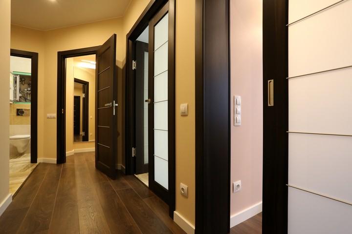 Ремонт двухкомнатной квартиры в СПб под ключ
