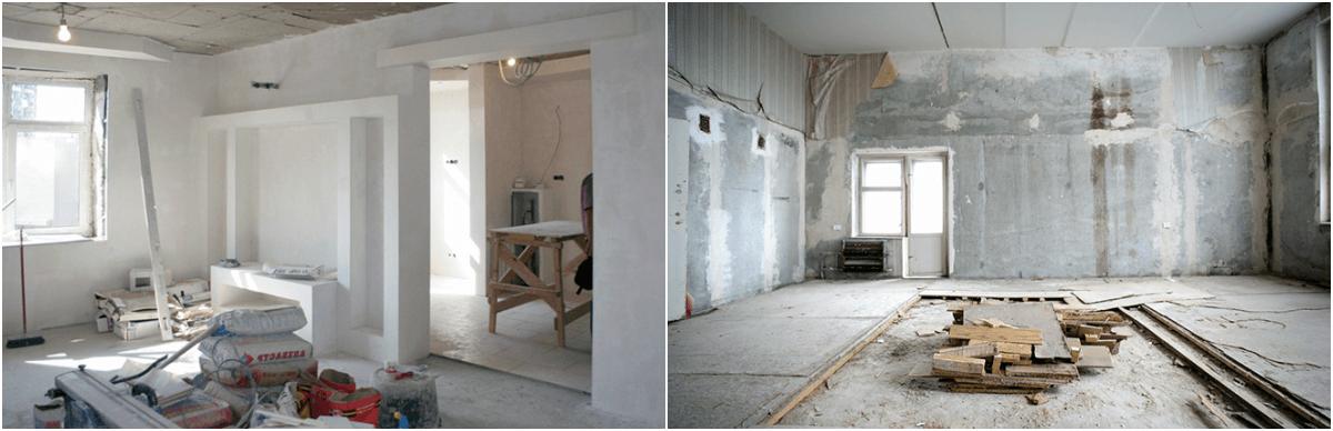 Капитальные ремонт в санкт-петербурге