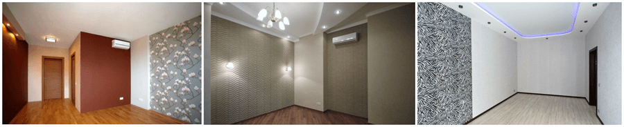 Ремонт и отделка квартиры в СПб