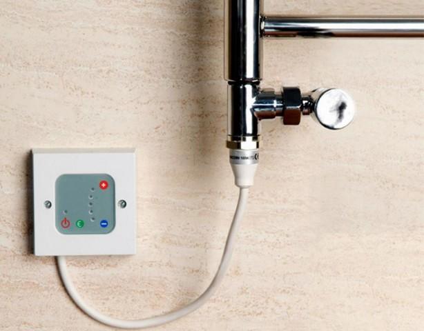 Термостат электрического полотенцесушителя