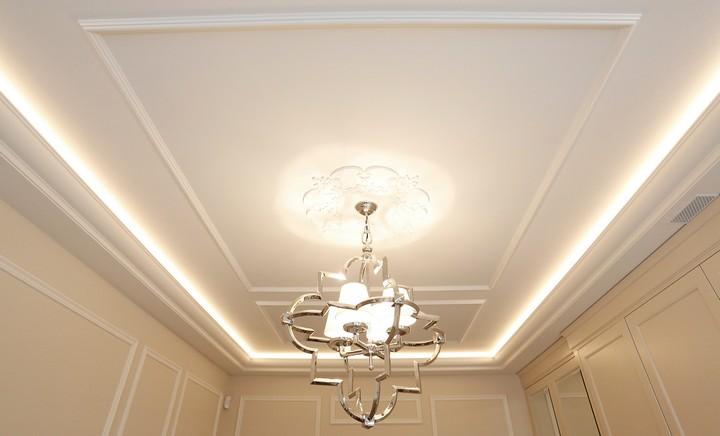 Многуровневый подвесной потолок