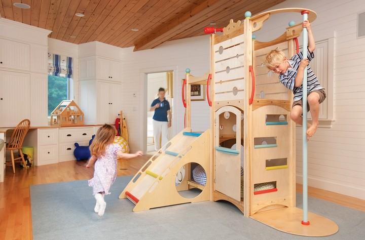Автономный спортивный детский комплекс