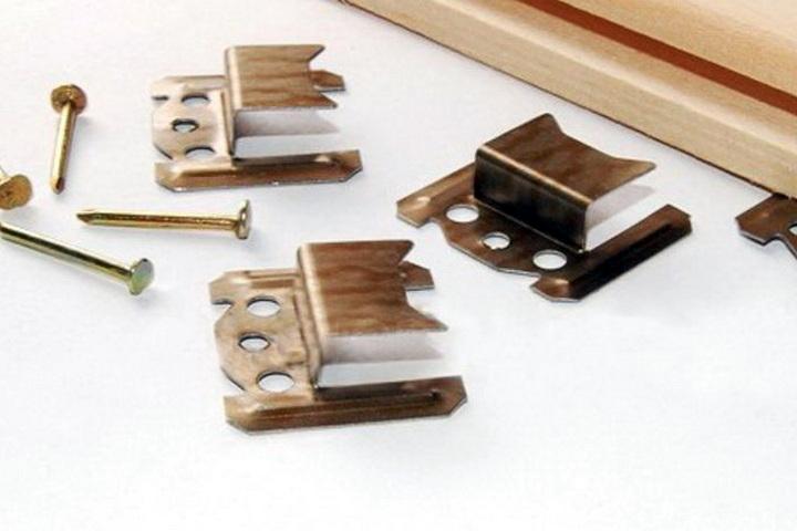 Кляймеры - фиксаторы для покрытия