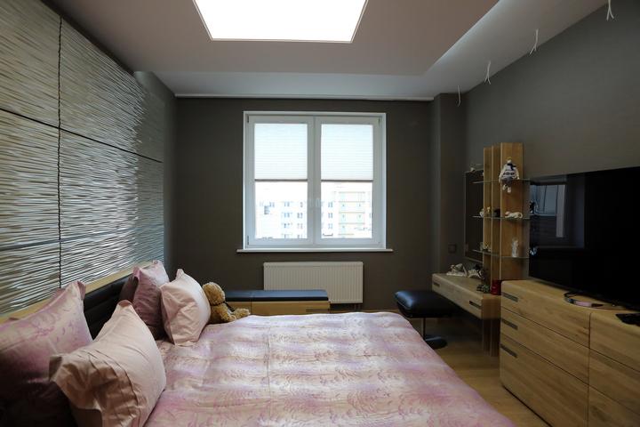 Ремонт в квартире по проекту Ремэлль