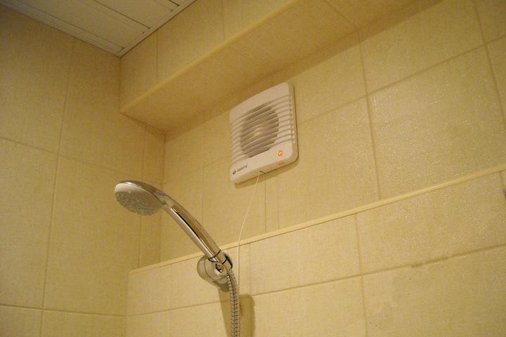 Ниша в ванной комнате