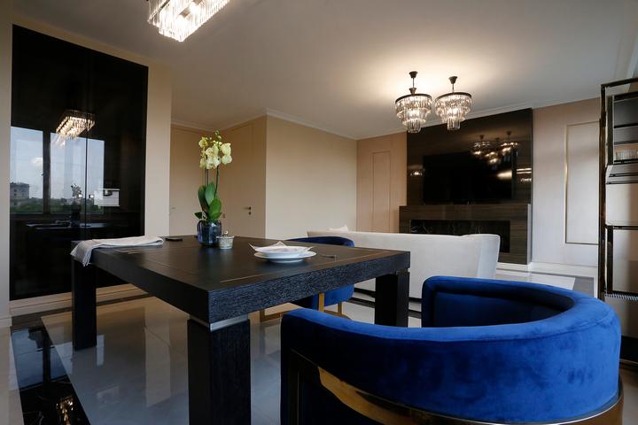 Ремонт и дизайн гостиной от Ремэлль