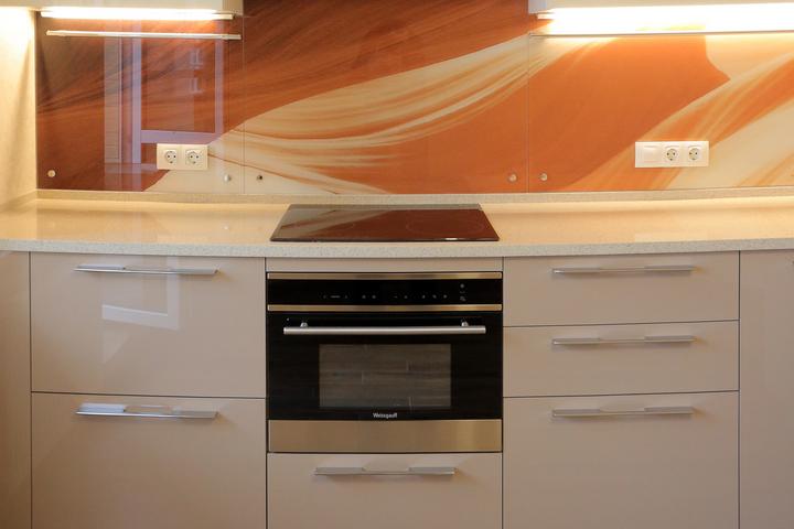 Встроенная духовка и варочная панель