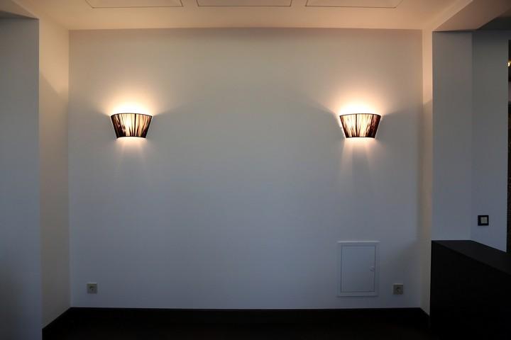 Светодиодные бра с теплым светов