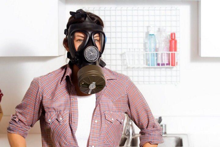Защита от неприятных запахов