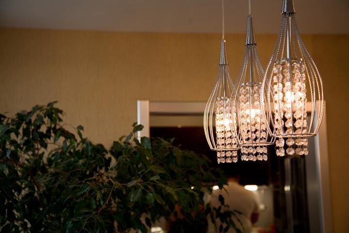 Светильники со светодиодами