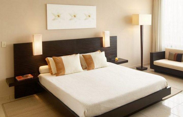 Расположение кровати по правилам хорошего сна