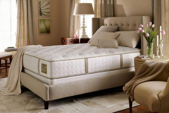 Эргономичное расположение кровати