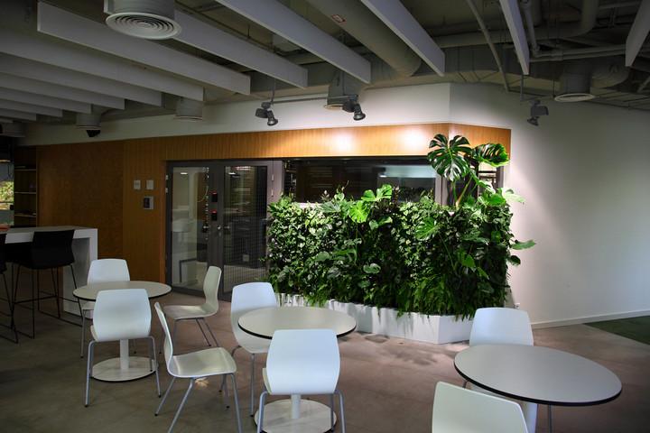 Офис IT компании NVIDIA в Москве