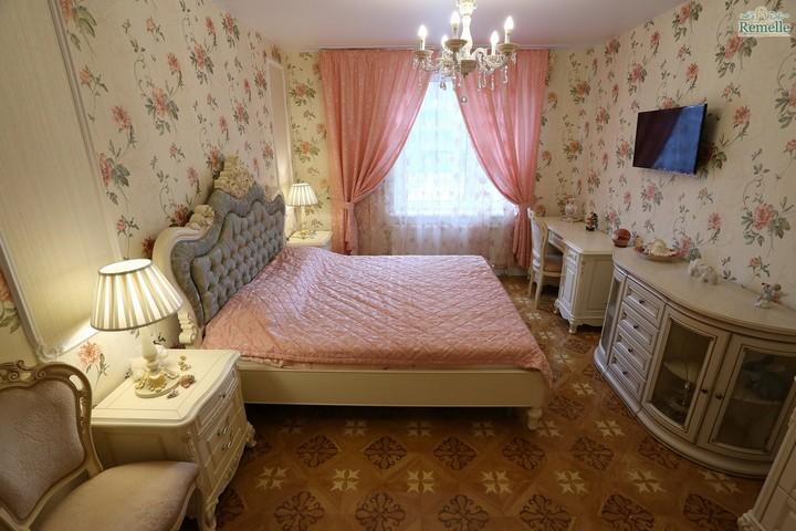 Классическая спальня для рыб