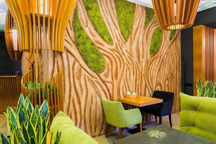 Вертикальное озеленение и декор стен