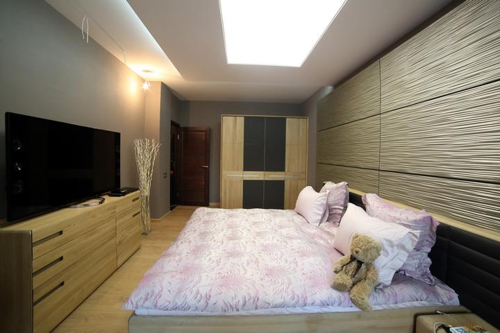 Спальня по дизайн-проекту Ремэлль