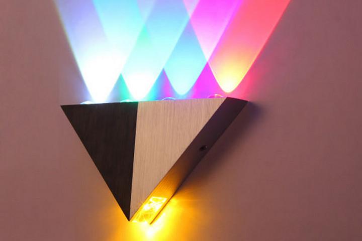 Винтажная подсветка на стену