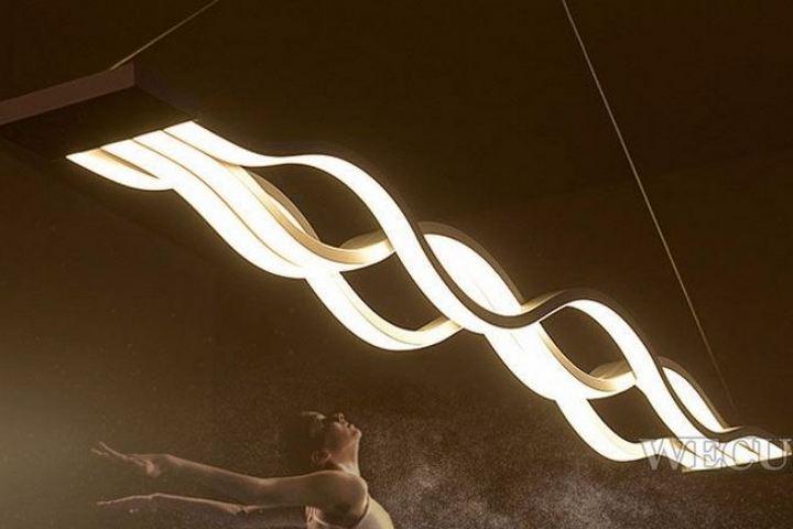 Лампа-волна