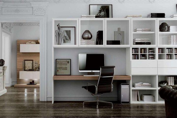 Многофункциональный стол с ящиками и полками