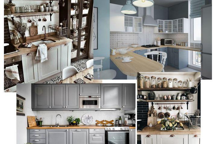 Кухни в стиле Хюгге