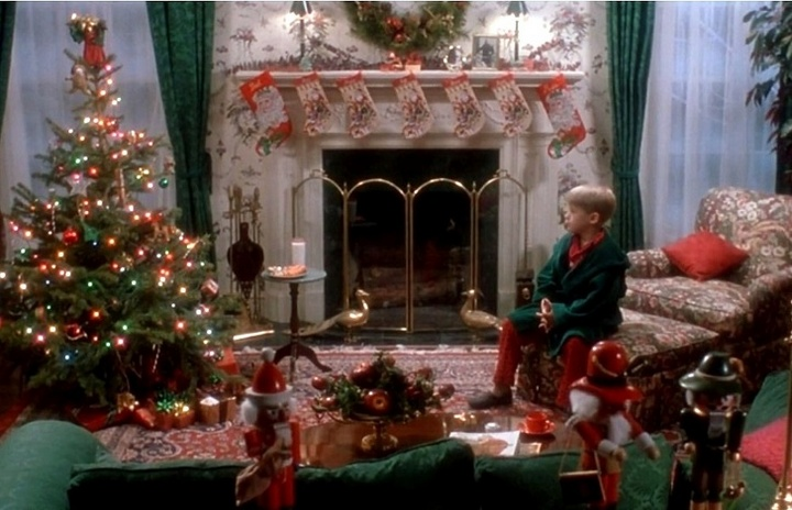 Кадр из фильма Один дома 1