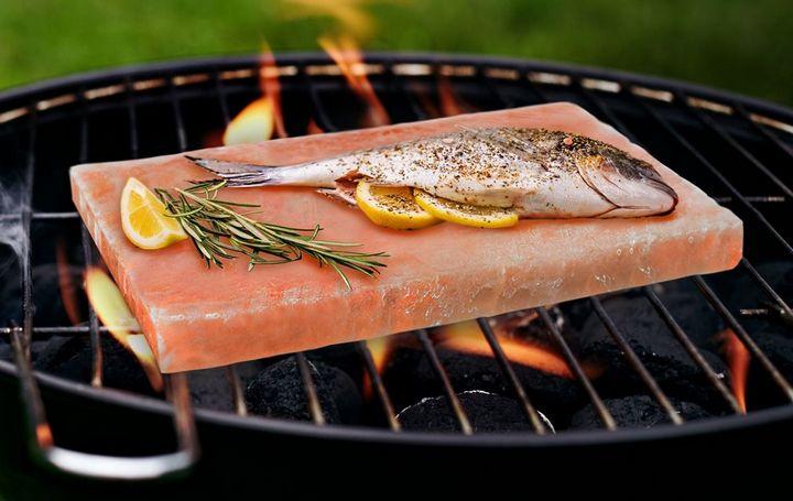 Блюдо для запекания из каменной соли