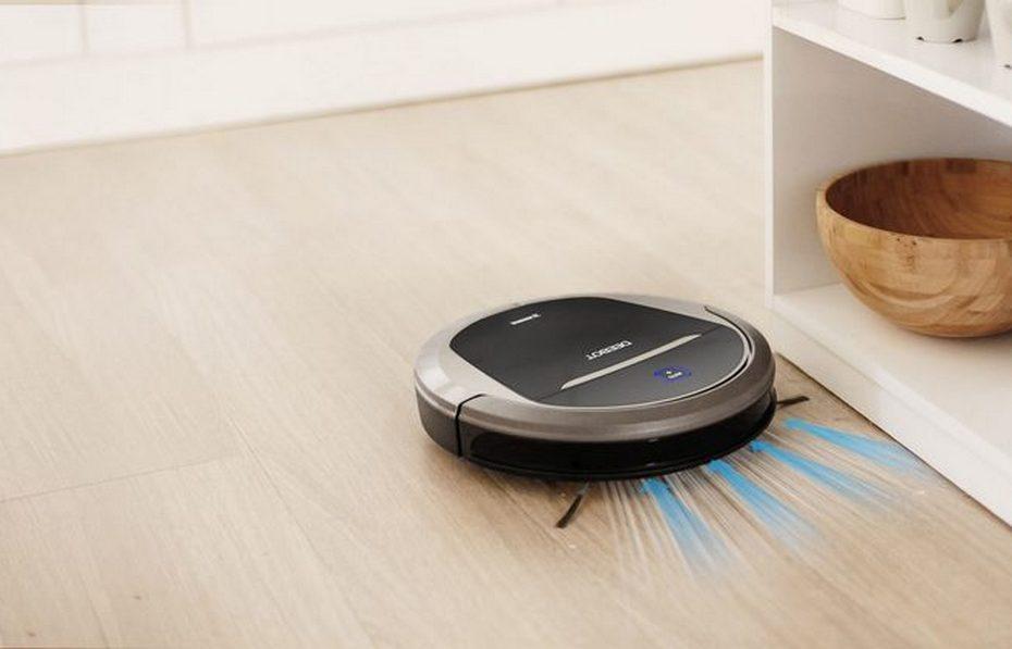Сенсоры робота-пылесоса