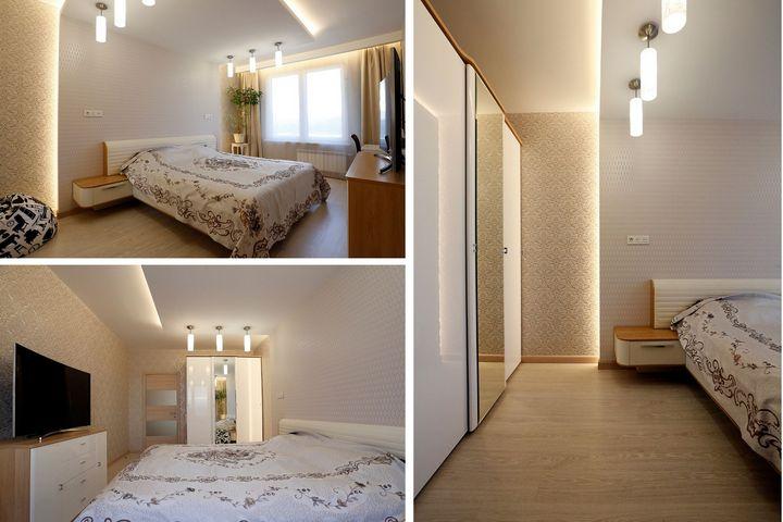 Главная спальня в квартире