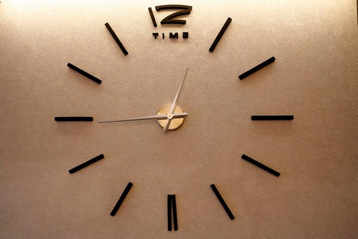 Крупные настенные часы