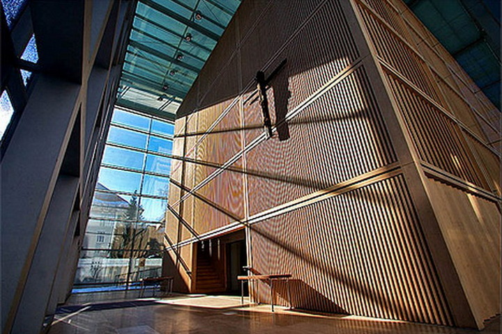Внутренняя деревянная конструкция