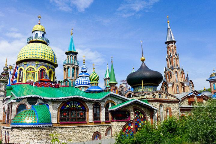 Храм всех религий в России