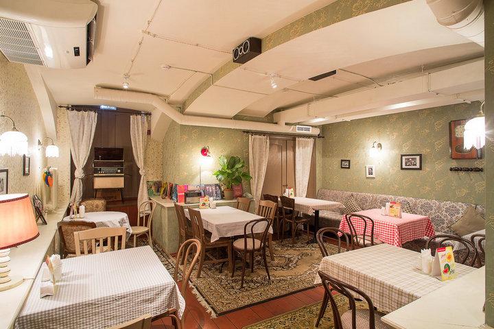 Кафе Квартирка