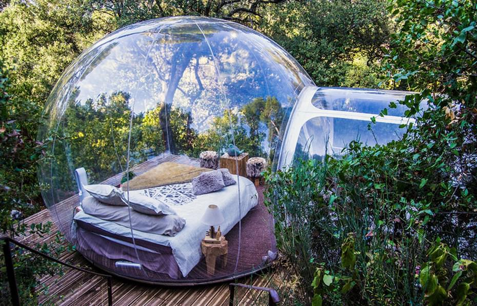 Отель-пузырь
