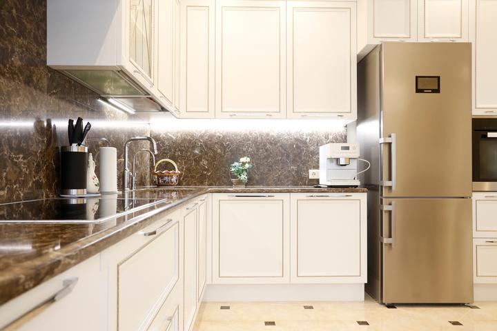 Кухня с классическом стиле