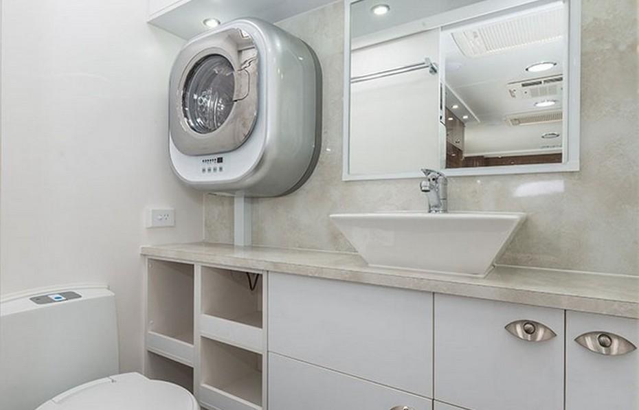 Миниатюрная стиральная машина