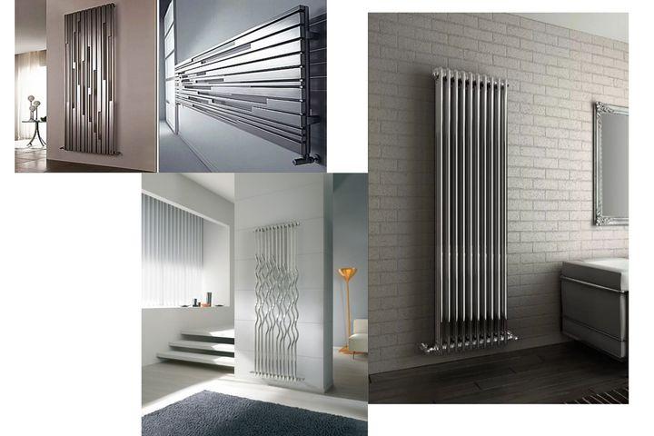 Настенные радиаторы с дизайном