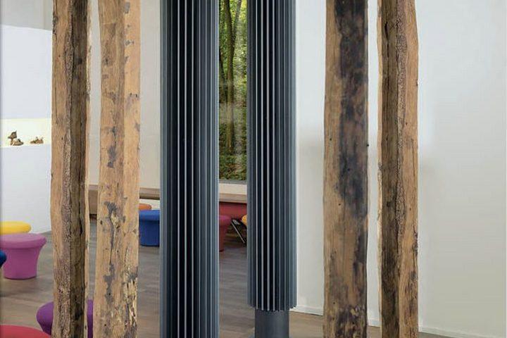 Радиатор-колонна