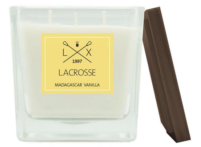 Мадагаскарская ваниль в формате арома-свечи
