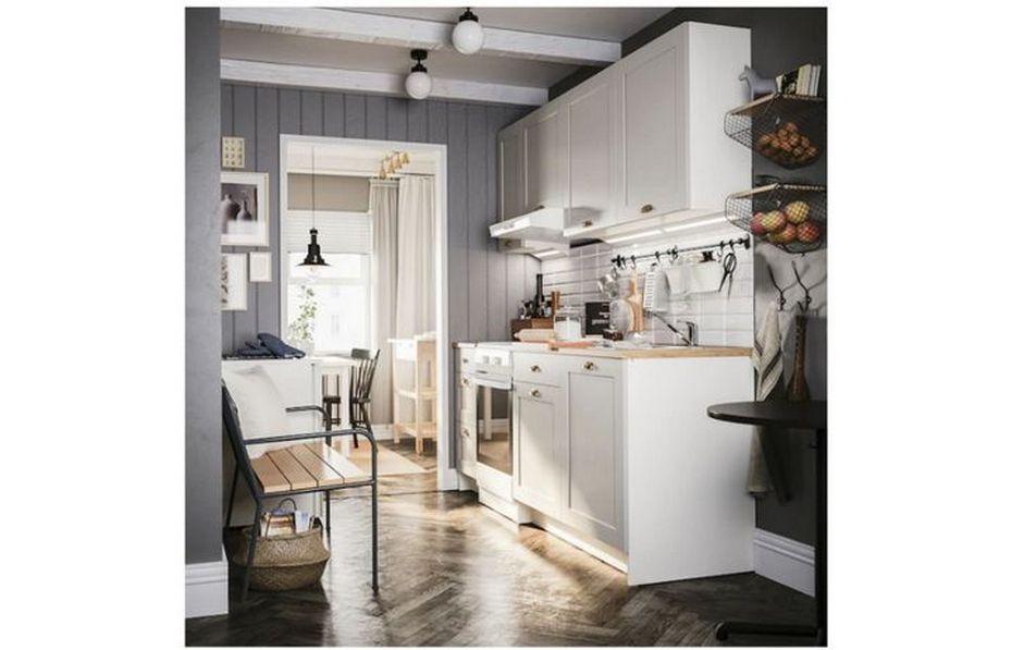 Кухня в интерьере квартиры