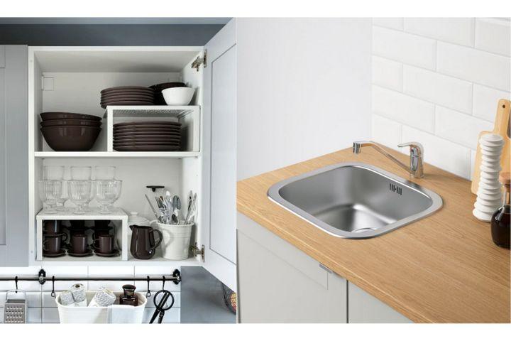 Наполнение и необходимые вещи в кухне