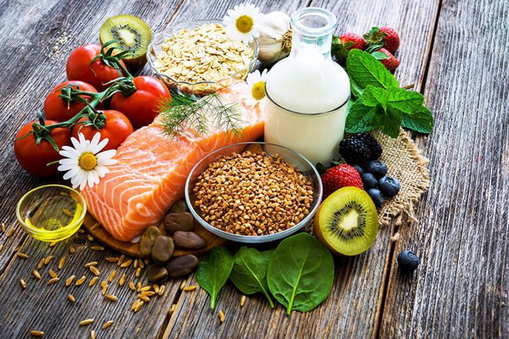 Здоровая и вкусная пища