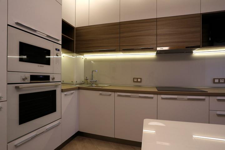 Кухня, встраиваемая техника