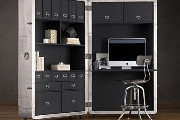 Раскладной шкаф-кабинет