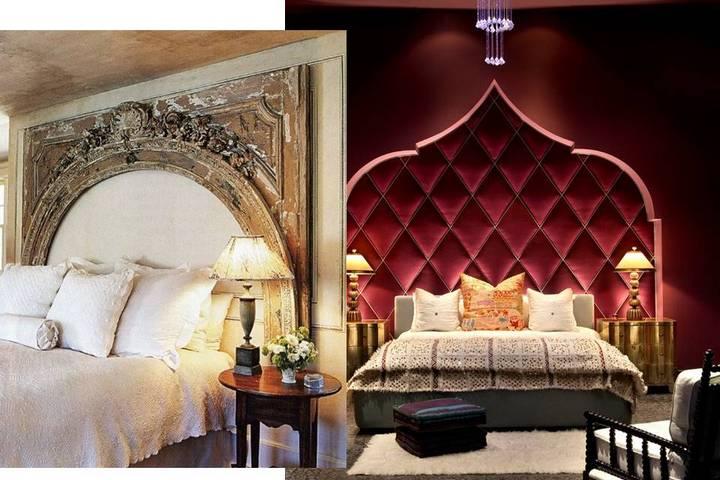 Арки в декоре спален