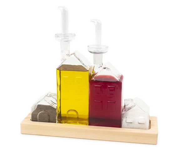 Емкости для масла и специй