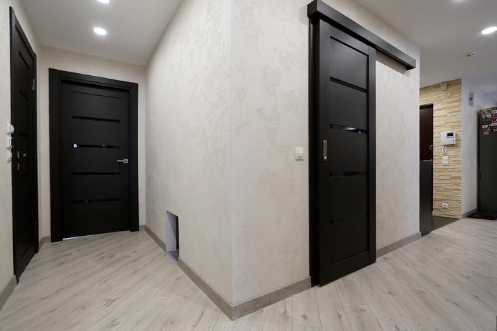 Интерьер холла квартиры